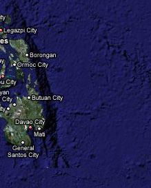 Subic Map location 4